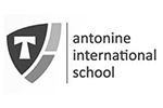 antonine international school logo