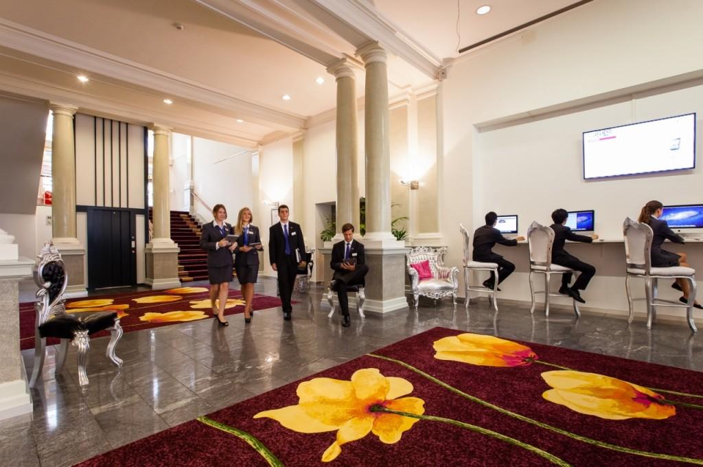 cesar ritz colleges lucerne reception (SEG)