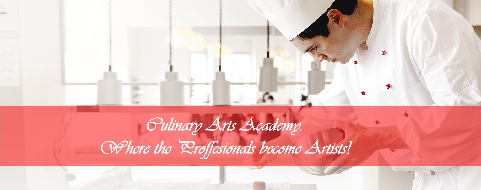 Culinary Arts Header