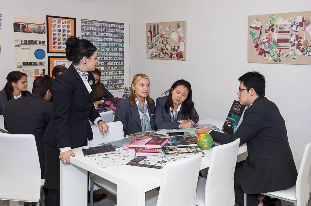 Study in SEG, Hospitality School Classroom IHTTI