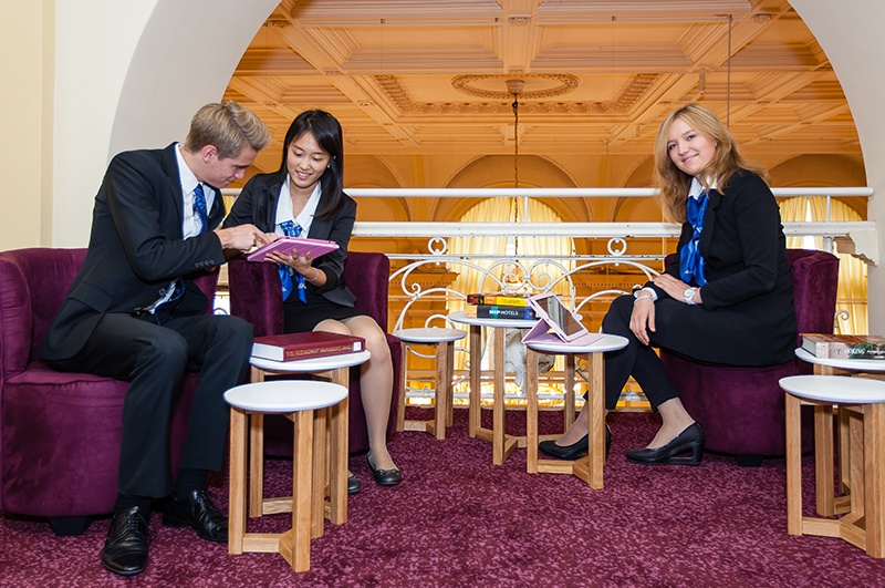 Study in SEG, Hotel School Switzerland Lucerne