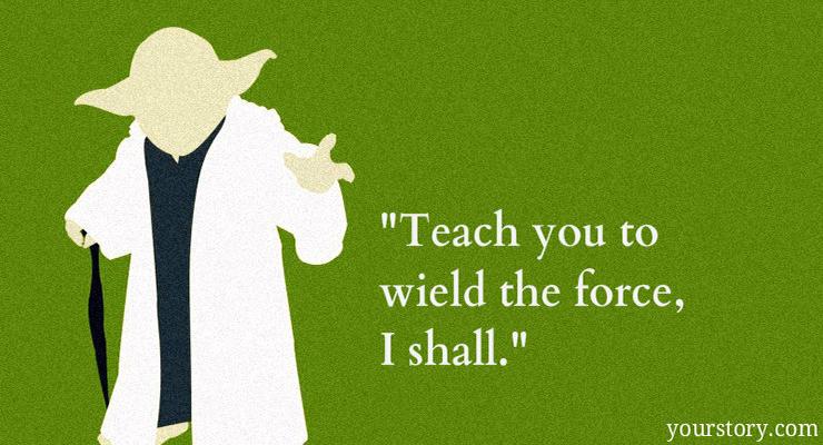 Yoda the Mentor