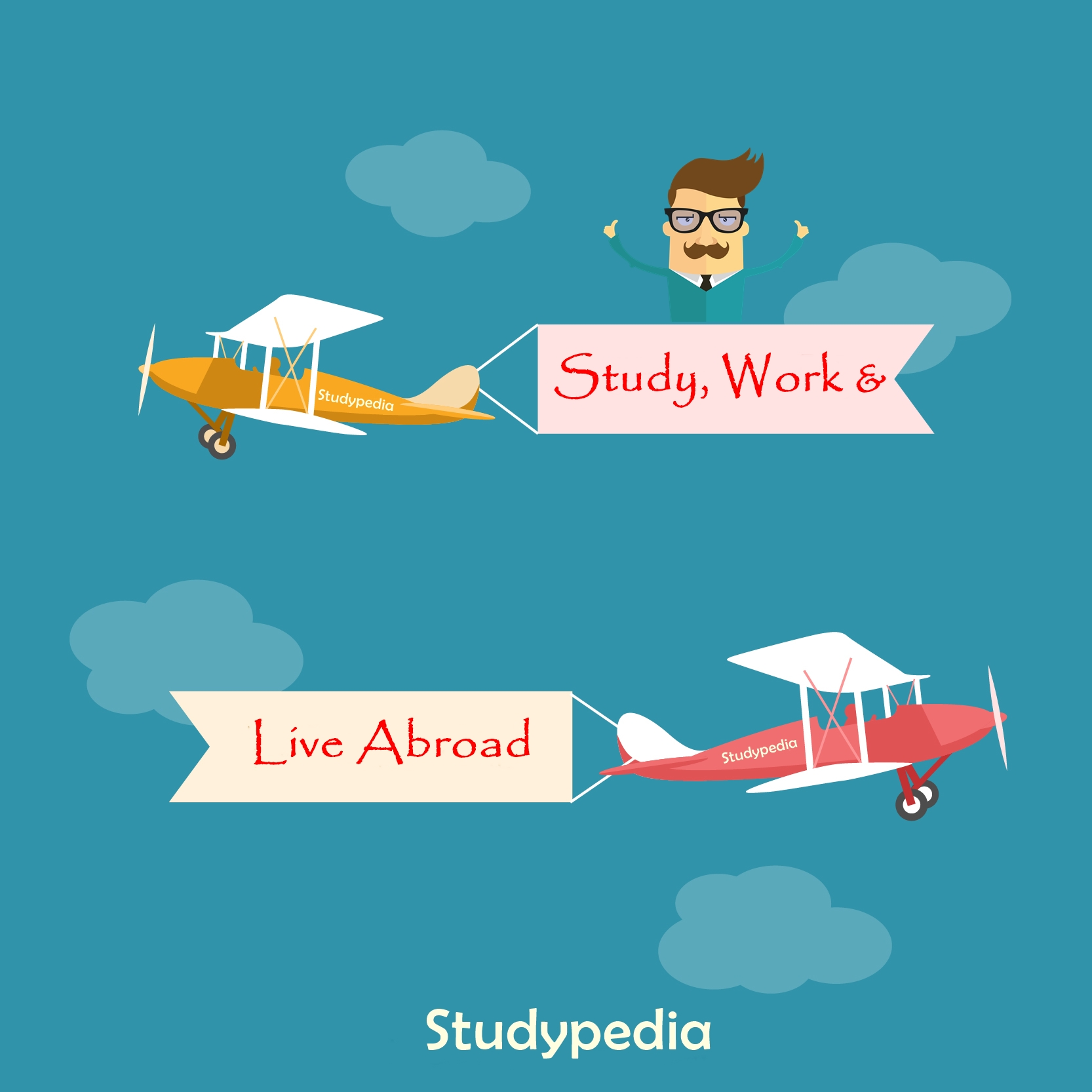 Study Work and Live Abroad
