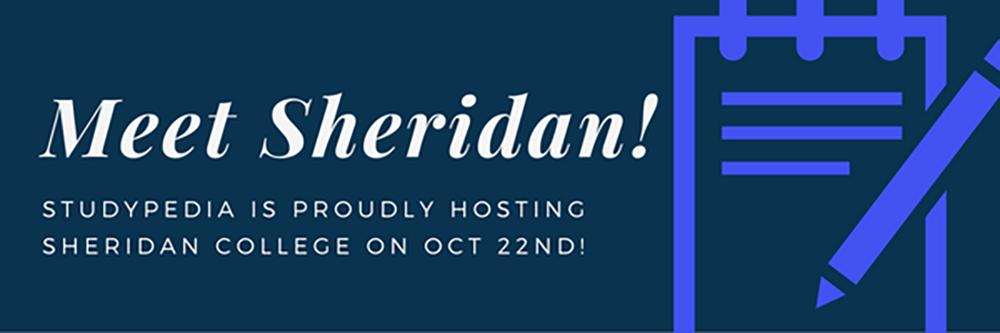 Meet Sheridan College