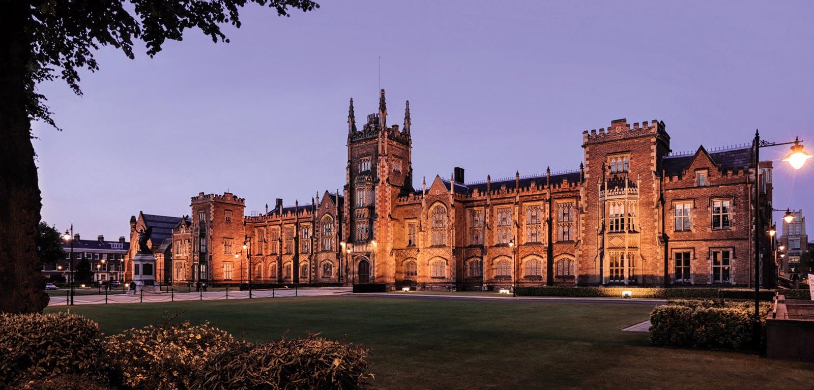 Queens Belfast University